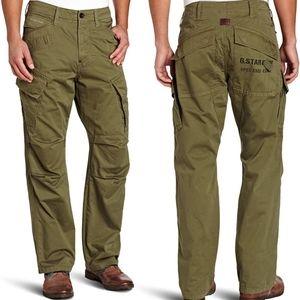 G-Star Aero Rovic Loose fit Cargo pants 36/30